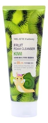 Пенка для умывания с экстрактом киви Fashiony Fruit Foam Cleanser Kiwi 150мл недорого