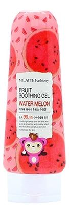 Гель многофункциональный для лица и тела Fashiony Fruit Soothing Gel Water Melon 200г