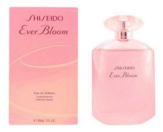 Купить Ever Bloom Eau de Toilette: туалетная вода 90мл, Shiseido