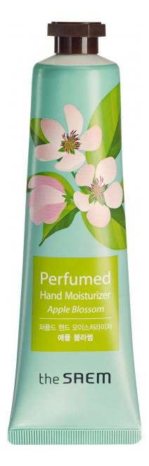 Купить Крем для рук увлажняющий Perfumed Hand Moisturizer Apple Blossom 30мл, The Saem