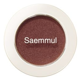 Тени для век мерцающие Saemmul Single Shadow Shimmer 2г: BR04 недорого
