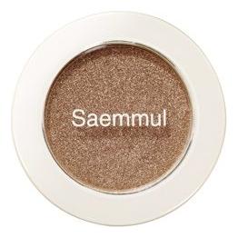 Тени для век мерцающие Saemmul Single Shadow Shimmer 2г: BR05 недорого