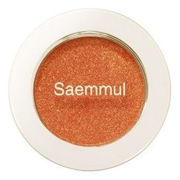 Купить Тени для век мерцающие Saemmul Single Shadow Shimmer 2г: OR02, The Saem