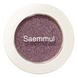 Фото - Тени для век мерцающие Saemmul Single Shadow Shimmer 2г: PP01 тени для век piece matching shadow 2г fsv01 moon flash