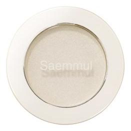Фото - Тени для век мерцающие Saemmul Single Shadow Shimmer 2г: WH01 тени для век piece matching shadow 2г fsv01 moon flash