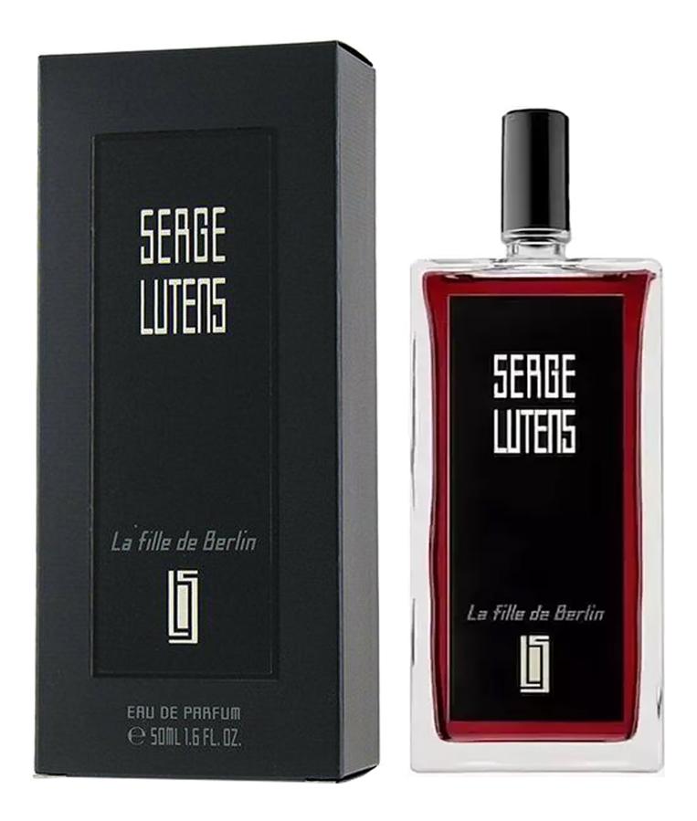 Serge Lutens La Fille de Berlin: парфюмерная вода 50мл serge lutens la religieuse парфюмерная вода la religieuse парфюмерная вода