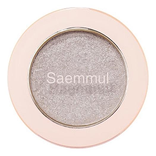 Купить Тени для век с глиттером Saemmul Single Shadow Glitter 1, 6г: WH02, The Saem