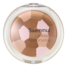 The Saem Бронзатор для лица Saemmul Luminous Multi-Shading 8г