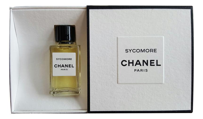 Chanel Les Exclusifs de Chanel Sycomore: парфюмерная вода 4мл chanel les exclusifs de chanel coromandel парфюмерная вода 1 5мл