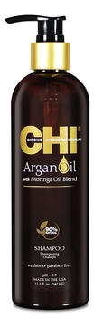 Восстанавливающий шампунь с маслом арганы Argan Oil Plus Moringa Shampoo