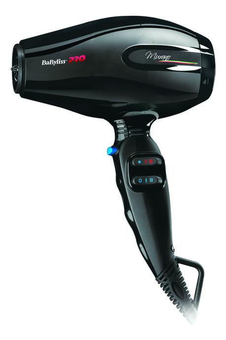 Фен для волос Murano BAB6160INE/6160INRE 2000W (2 насадки)