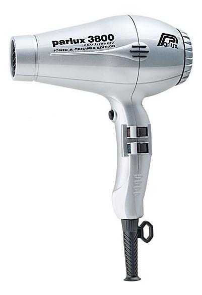 Фен для волос Eco Friendly 3800 2100W (2 насадки, серебристый)
