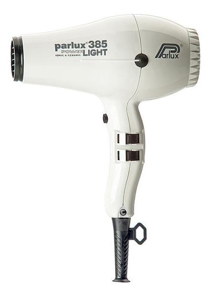 Фен для волос Power Light 385 2150W (2 насадки, белый), Parlux  - Купить