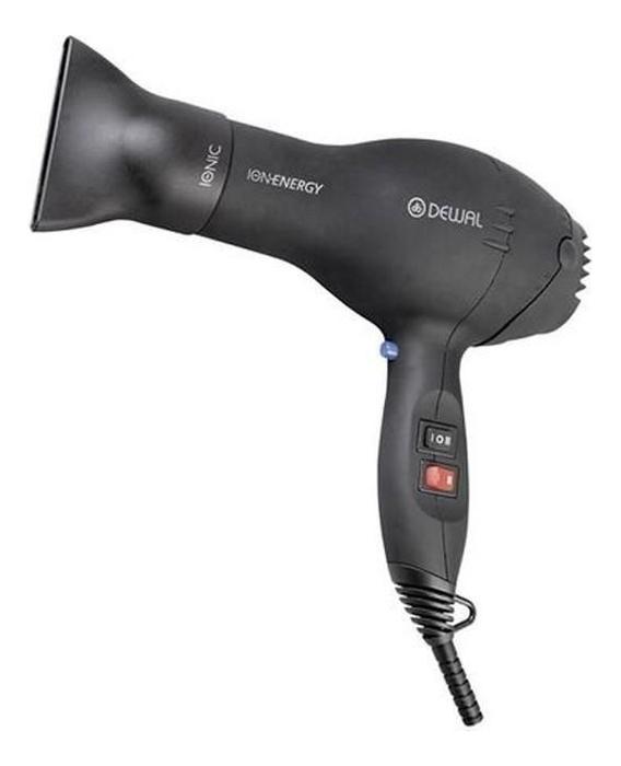 Фен для волос Ion Energy 03-8800 2000W (2 насадки,черный)