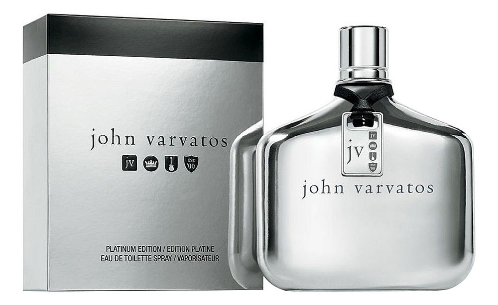Купить Platinum Edition: туалетная вода 125мл, John Varvatos