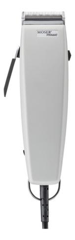 Машинка для стрижки волос Primat 1230-0051 (2 насадки, белая) машинка для стрижки волос moser 1881 0051 easystyle