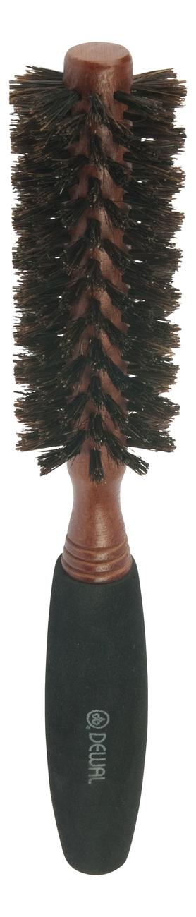Купить Брашинг из натуральной щетины с мягкой ручкой BRWC601 16/40мм, Dewal