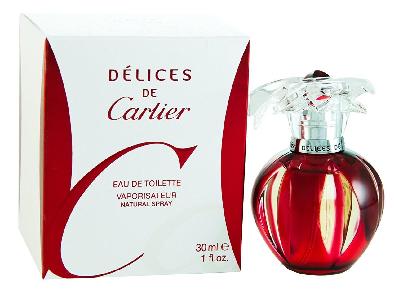 Delices De Cartier: туалетная вода 30мл evergreen туалетная вода 30мл