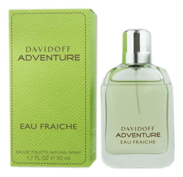 Davidoff Adventure Eau Fraiche: туалетная вода 50мл versace eau fraiche туалетная вода 30 мл