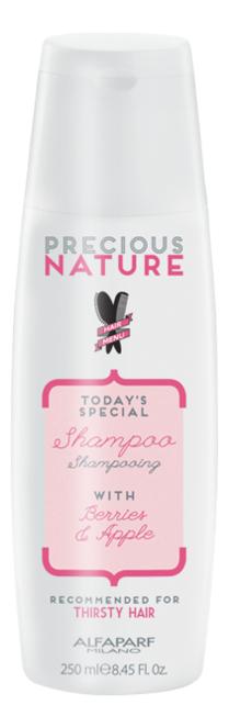 Шампунь для сухих волос Precious Nature Shampoo For Thirsty Hair 250мл цена 2017