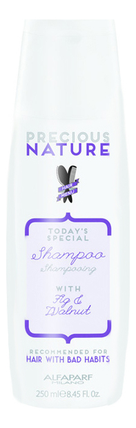 цена на Шампунь для поврежденных волос Precious Nature Shampoo For Hair With Bad Habits 250мл