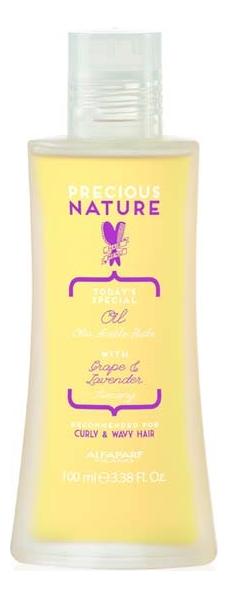 Масло для кудрявых и вьющихся волос Precious Nature Oil For Curly & Wavy Hair 100мл