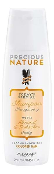 Шампунь для окрашенных волос Precious Nature Shampoo For Colored Hair 250мл цена 2017