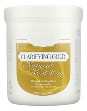 Anskin Маска альгинатная Лифтинг-эффект Clarifying Gold Natural Modeling Mask 450г
