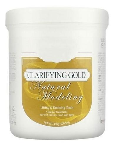 Маска альгинатная Лифтинг-эффект Clarifying Gold Natural Modeling Mask 450г