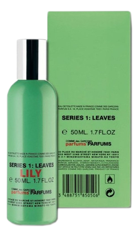 Series 1: Leaves Lily: туалетная вода 50мл недорого