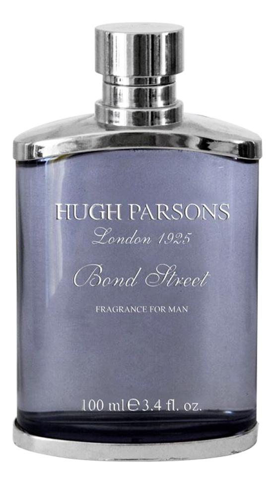 Hugh Parsons Bond Street : парфюмерная вода 100мл тестер hugh parsons 99 regent street парфюмерная вода 100мл