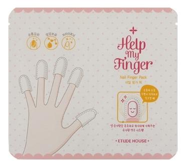 Маска для укрепления и роста ногтей Help My Finger Nail Pack 12мл