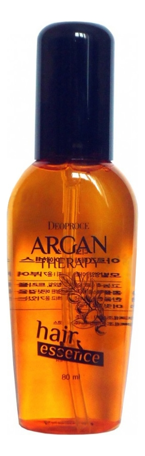 Эссенция для волос с аргановым маслом Argan Therapy Hair Essence 80мл недорого