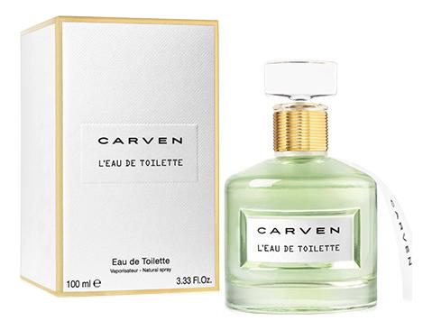 Carven L'Eau de Toilette: туалетная вода 100мл фото