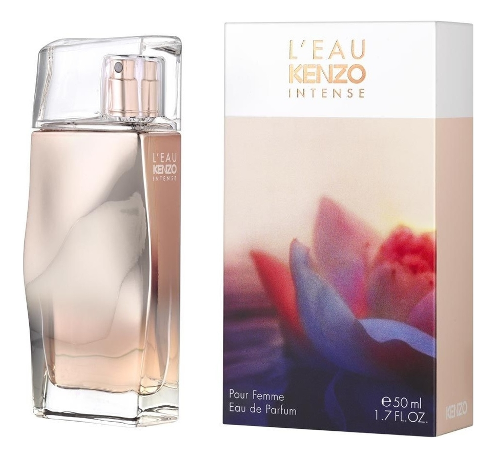 Купить L'Eau Kenzo Intense Pour Femme: парфюмерная вода 50мл