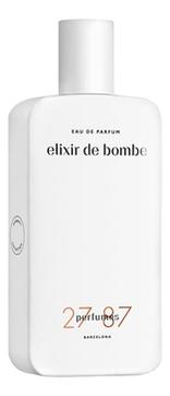 27 87 Perfumes Elixir de Bombe: парфюмерная вода 87мл тестер