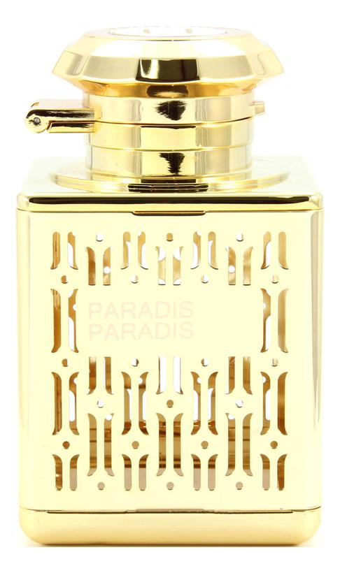 Paradis Paradis: парфюмерная вода 100мл тестер atelier flou katana парфюмерная вода 100мл