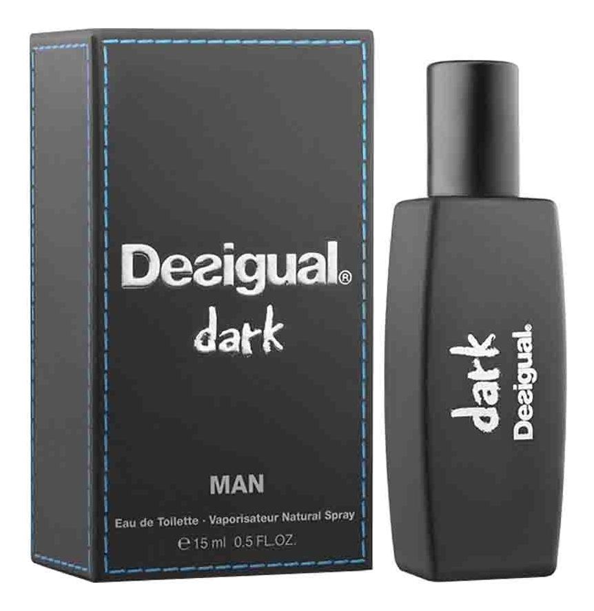 Desigual Dark : туалетная вода 15мл desigual by l свитер