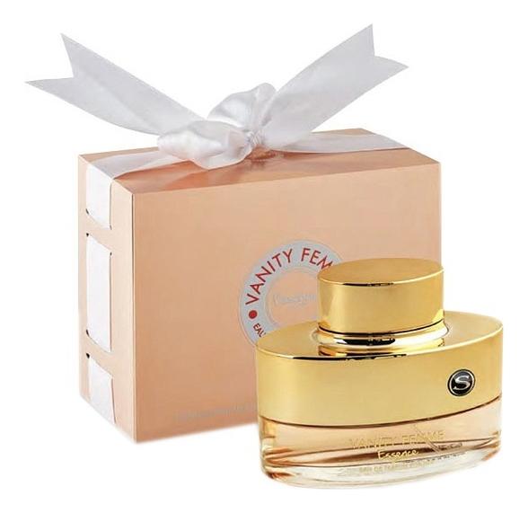 Купить Vanity Femme Essence: парфюмерная вода 100мл, Armaf