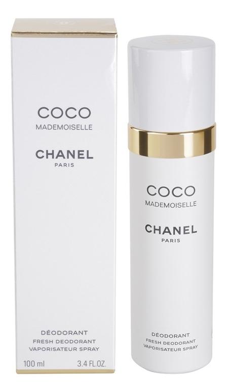 Chanel Coco Mademoiselle: дезодорант 100мл coco chanel