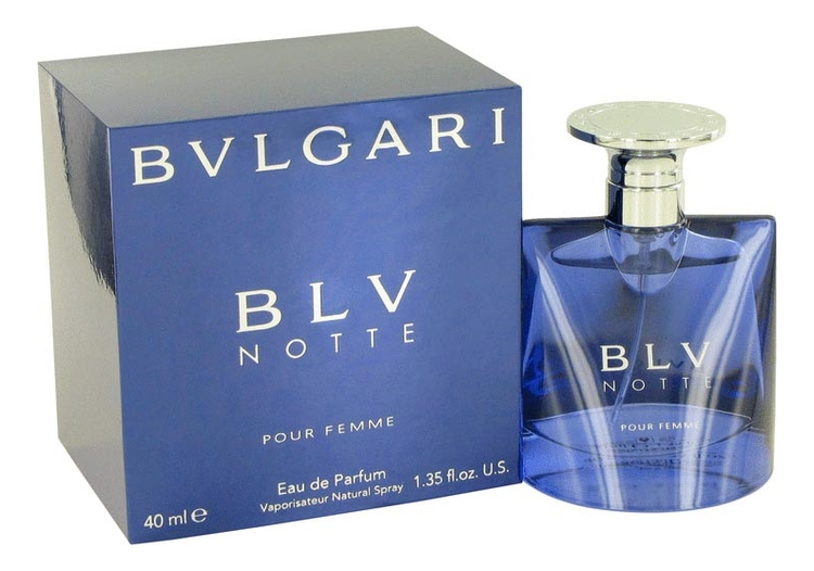 Купить BLV Notte Women: парфюмерная вода 40мл, Bvlgari