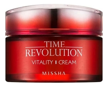 Missha Крем для лица Time Revolution Vitality Cream 50мл