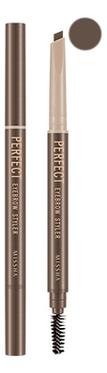 Купить Карандаш для бровей Perfect Eyebrow Styler 0, 35г: Brown, Missha