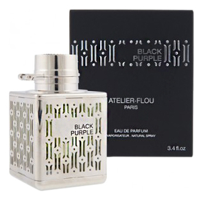 Купить Atelier Flou Black Purple: парфюмерная вода 100мл
