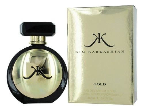 Kim Kardashian Gold: парфюмерная вода 100мл