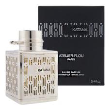 Katana: парфюмерная вода 100мл atelier flou katana парфюмерная вода 100мл