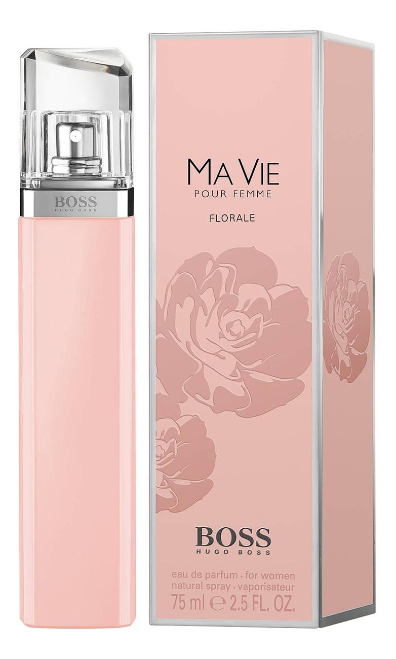 Купить Boss Ma Vie Pour Femme Florale: парфюмерная вода 75мл, Hugo Boss