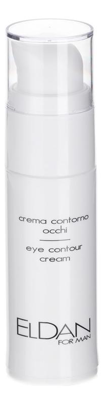 Фото - Крем для кожи вокруг глаз Eye Contour Cream For Man 30мл janssen cosmetics крем rich eye contour cream питательный для кожи вокруг глаз 30 мл
