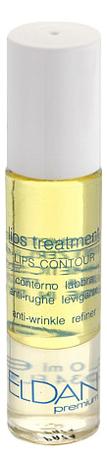 Средство для восстановления контура губ Premium Lips Treatment 10мл