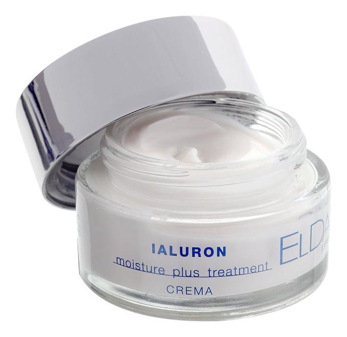 Купить Крем для лица 24 часа с гиалуроновой кислотой Premium Ialuron Cream 50мл, ELDAN Cosmetics
